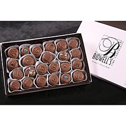 Bidwell Candies 1-pound Cream-filled Chocolates Gift Box