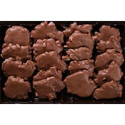 Bidwell Candies 1-pound Chocolate Turtles Gift Box
