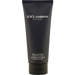 Dolce Gabbana Men's 6.8-oz Shower Gel