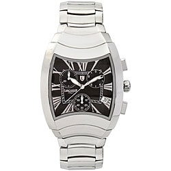 Lancaster Italy Men's Universo Stainless Steel Chronograph Watch
