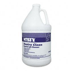 Misty Neutra Clean Floor Cleaner (Pack of 4)