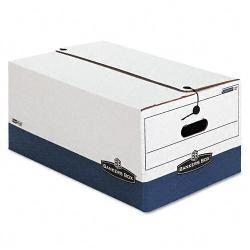 Bankers Box LIBERTY Recycled Legal Storage Boxes (Pack of 4)