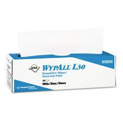 WYPALL L30 9-7/8-inch x 16-1/2-inch Economizer Wipes (Case of 800)