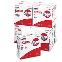 WYPALL X70 Pop-Up-Box White Wipers (Case of 1000)