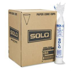 SOLO Cone Water Cups (Case of 5,000) 5945828