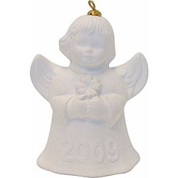 Goebel 2009 White Angel Bell