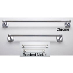 Soft Square 18-inch Towel Bar