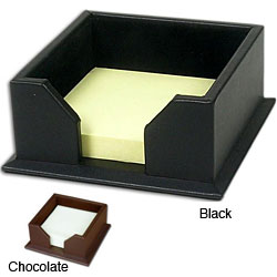 Dacasso 1000 Series Classic Leather Post-It Note Holder 5948440
