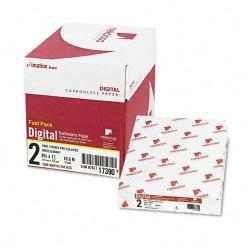Digital Carbonless Straight White Paper (Case of 2500)