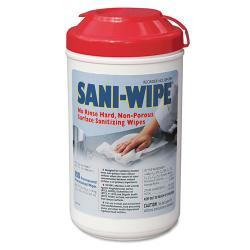 Sani-Wipe Nice-Pak Surface Sanitizing Wipes (Pack of 6)