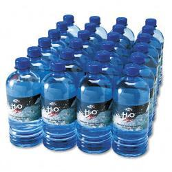 Office Snax 20 oz Bottled Spring Water (Case of 24)