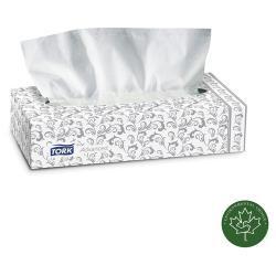 Tork Advanced Facial Tissue Flat Box (Case of 30)