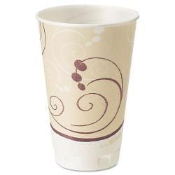 SOLO 16-oz Trophy Symphony Design Foam Hot/Cold Drink Cups (Case of 1,000) 5949194