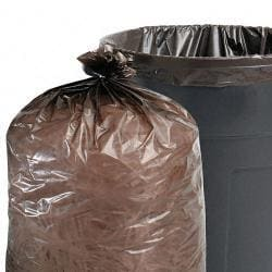 Stout Total Recycled Content 10 Gallon Trash Bags (Case of 250)