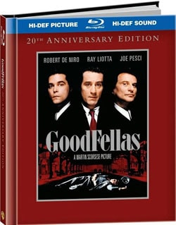 Goodfellas: 20th Anniversary DigiBook (Blu-ray Disc) 5949493