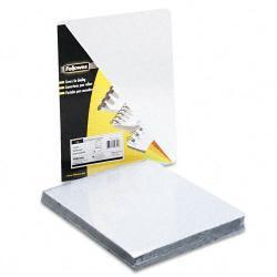 Fellowes Transparent Binding Covers (Case of 100)
