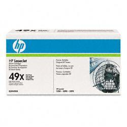 HP Q5949XD (HP 49X) Dual Pack Black Toner Cartridge (Pack of 2)