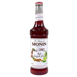 Monin Red Sangria 750ML (Pack of 12)