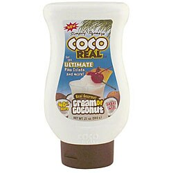 American Beverage 21-oz Coco Real Cream of Coconut (Case of  12) 5959551