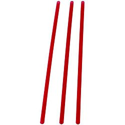 WNA Comet West 8-inch Red Straws (Case of 5000)