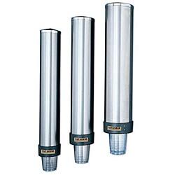 San Jamar Vertical Pull-Type Cup Dispenser Fits 12-24-oz Cups 5959858