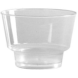 WNA Comet West 5-oz Squat Cups (Case of 600)