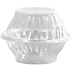 WNA Comet West 8-oz Sundae Dishes (Case of 500)