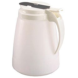 Traex 48-oz White Tops (Pack of 6)