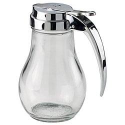 Traex 14-oz Chrome Top Glass Jars (Pack of 12)