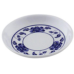 Blue Lotus Sauce Dishes (Pack of 12)