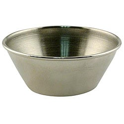 American Metalcraft Stainless Steel Sauce Dish (Pack of 12) 5960534