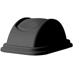 Rubbermaid Commercial Untouchable Black Top