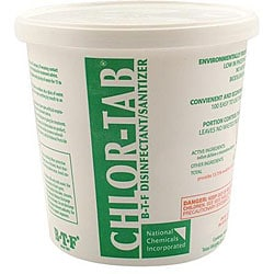 National Chemicals BTF Chlorine Tablets (100)