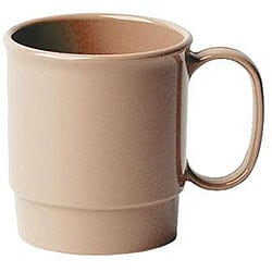 Cambro 7.5-oz Camwear Beige Stacking Cup (Case of 48) 5961063