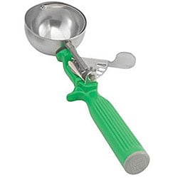 Vollrath Green Handle Number 12 Food Disher