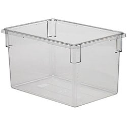 Cambro 20 gallon Clear Food Storage Container