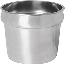 Johnson-Rose 11 Quart Round Insert