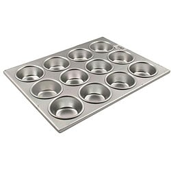 Crestware 12-cup Muffin Pan