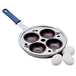 Vollrath 4-cup Aluminum Egg Poacher