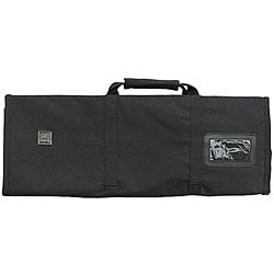 Mundial 12 Knife Black Cutlery Case