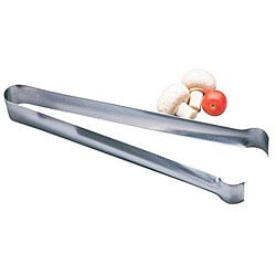 Vollrath 12-inch Stainless Steel Pom Tongs