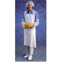 Wesco Enterprises Disposable Apron (Case of 1000)