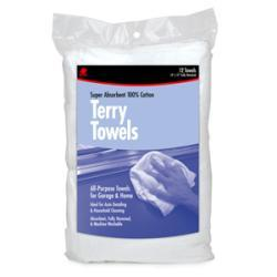 Buffalo Industries Inc Washed Terry Towel