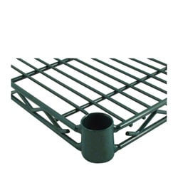 Challenger 24 x 24 Inch Jade Wire Shelf
