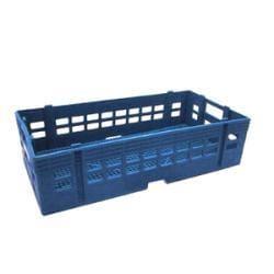 Carlisle Foodservice Half Size Blue Flatware Rack' 5962252