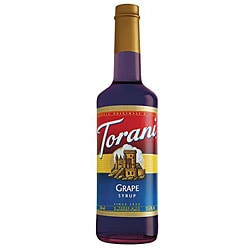 Torani Grape Syrup 750ML (Pack of 12)