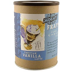 Mocafe 3-lb Tahitian Vanilla Cans (Pack of 4)