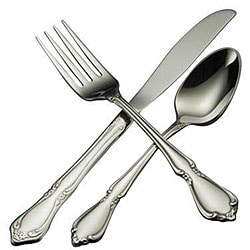 Oneida LTD Silversmiths Chateau Dinner Forks (Case of 36)
