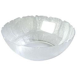 Carlisle Foodservice 15-in Clear Petal Bowl