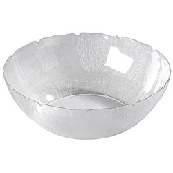 Carlisle Foodservice 18-in Clear Petal Bowl